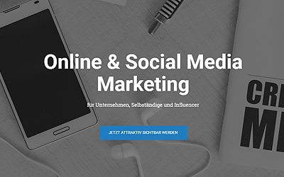 Social Media Marketing Berlin mit Sabrine Nennemann
